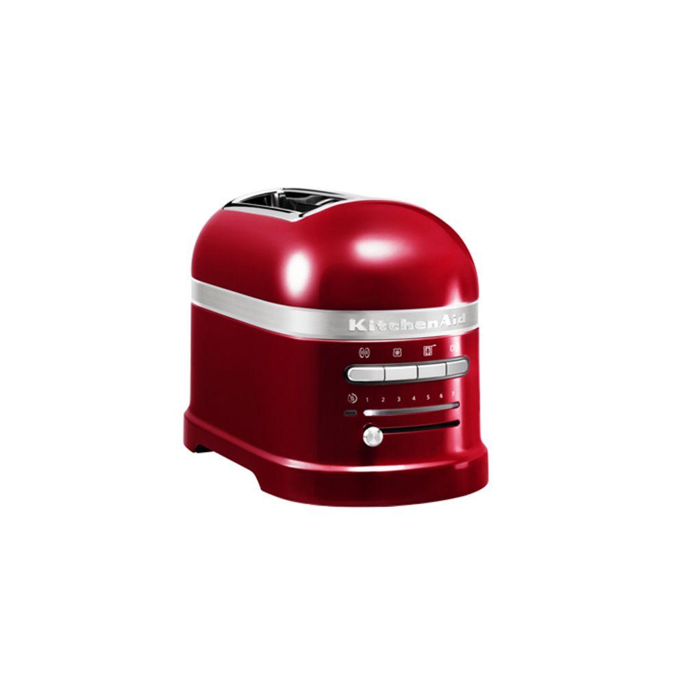 Kitchenaid kitchenaid - grille-pains 2 fentes 1250w pomme d'amour - 5kmt2204 eca