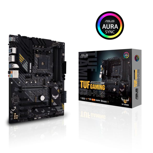 Asus - AMD B550-PLUS TUF GAMING - ATX - Carte Mère