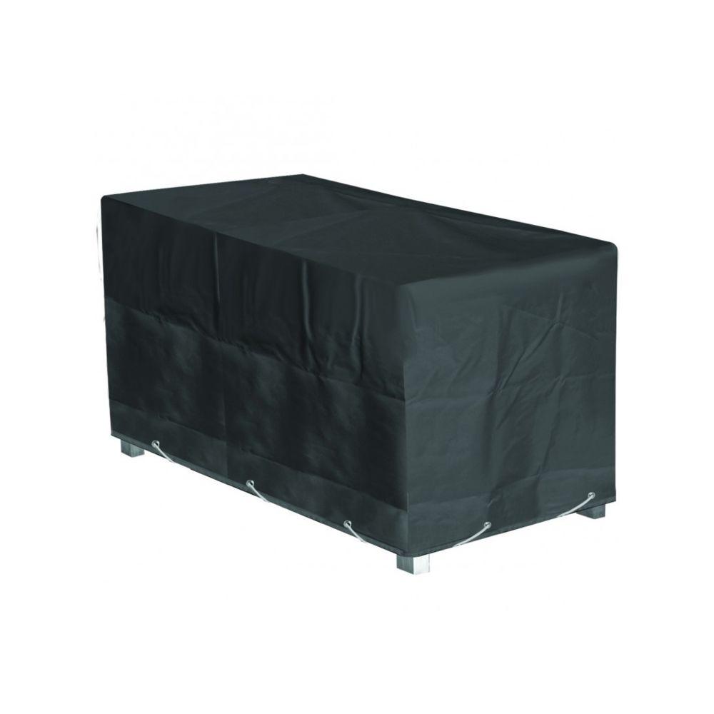 Green Club Housse table rectangulaire L180xl110xh70 cm