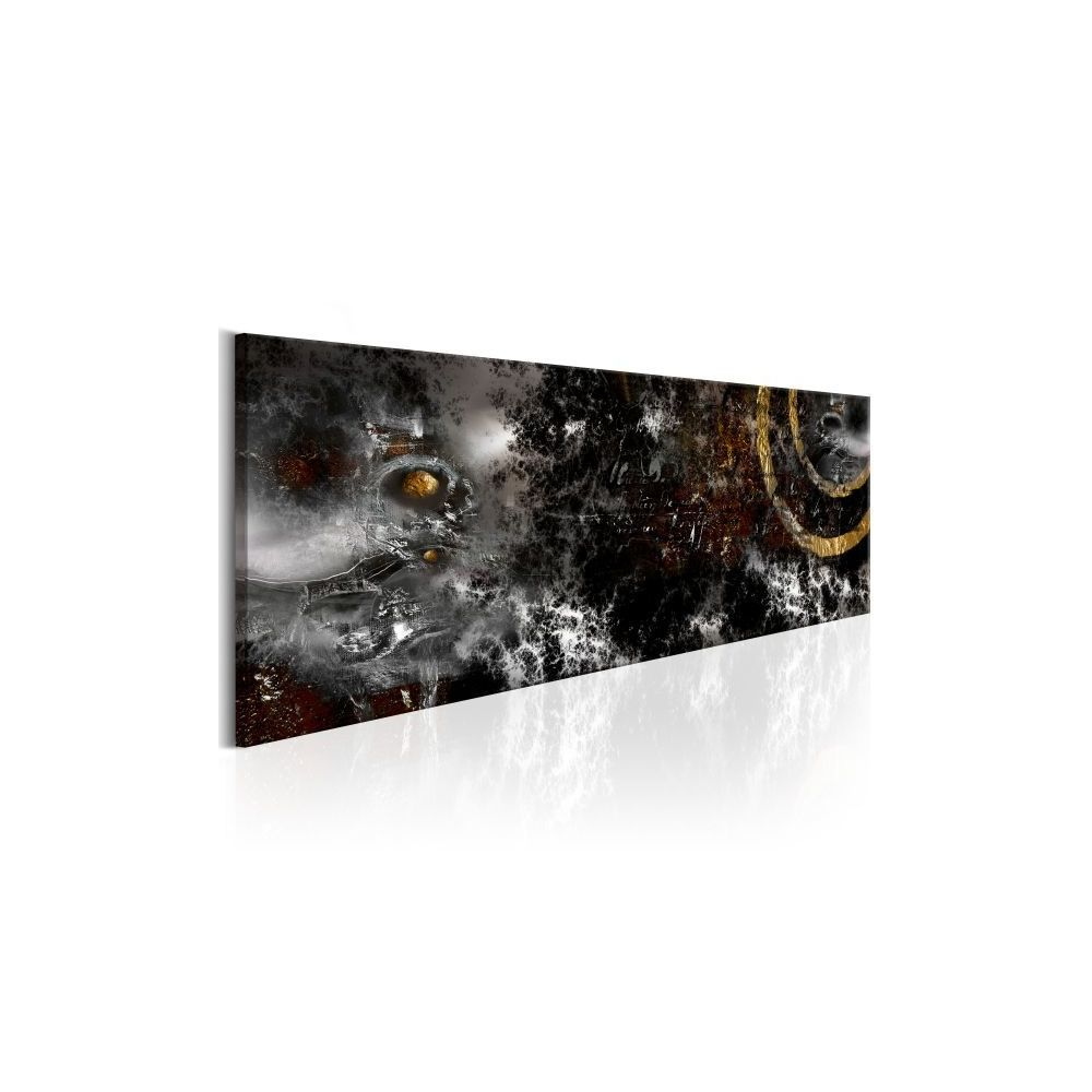 Planete Discount Tableau Lune sobre Taille 150 x 50 cm
