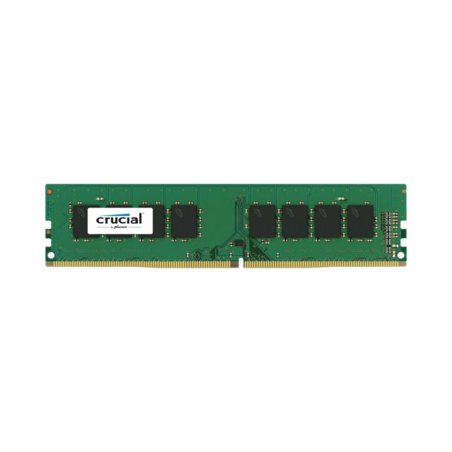 Crucial - Crucial 4 Go - 2400 Mhz - CL17 Crucial   - RAM PC Fixe