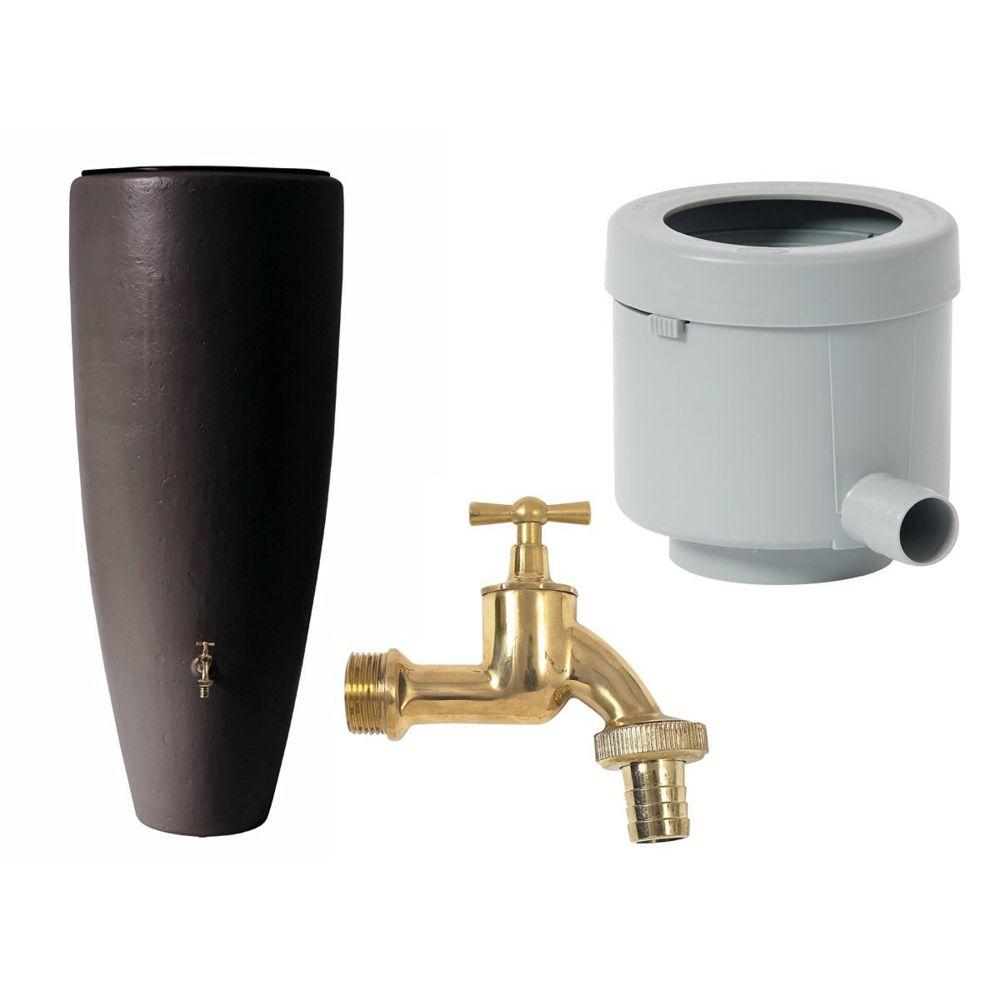 Garantia Récupérateur d'eau 300L Moka