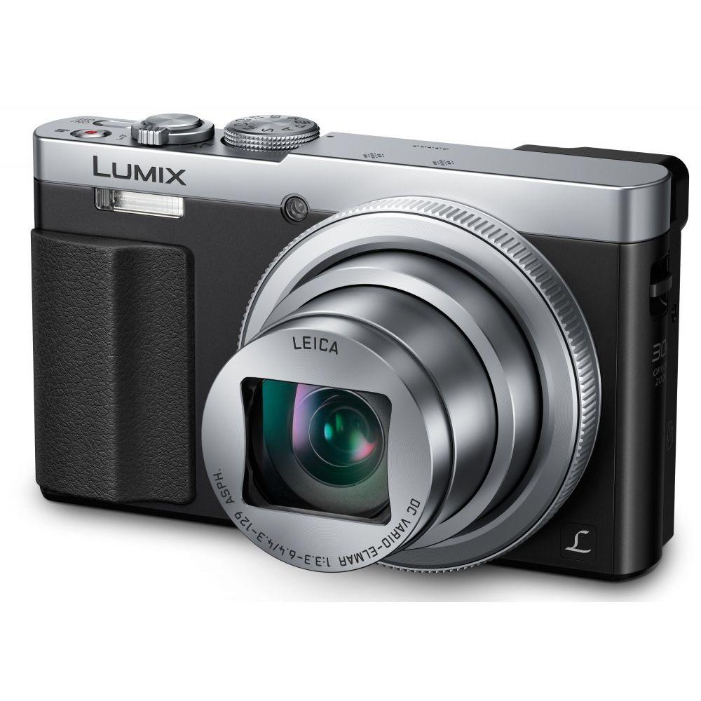 Panasonic Lumix DMC-TZ70 - Argent