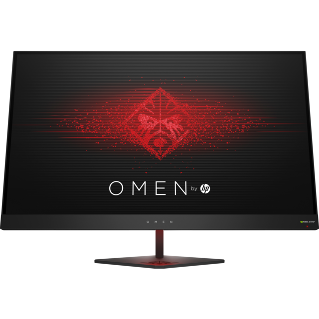 "Hp -27"""" LED Omen 27 Hp  - Ecran PC Gamer"