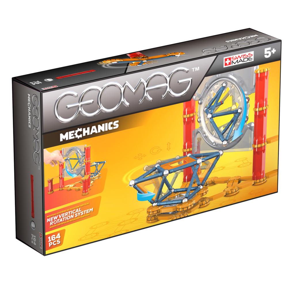 Geomag Mechanics 164 pcs - 6849