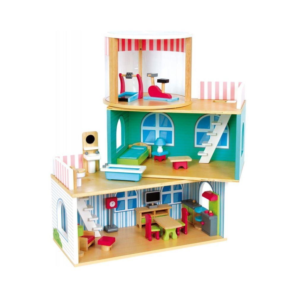 Small Foot Company Maison de poupée Variable