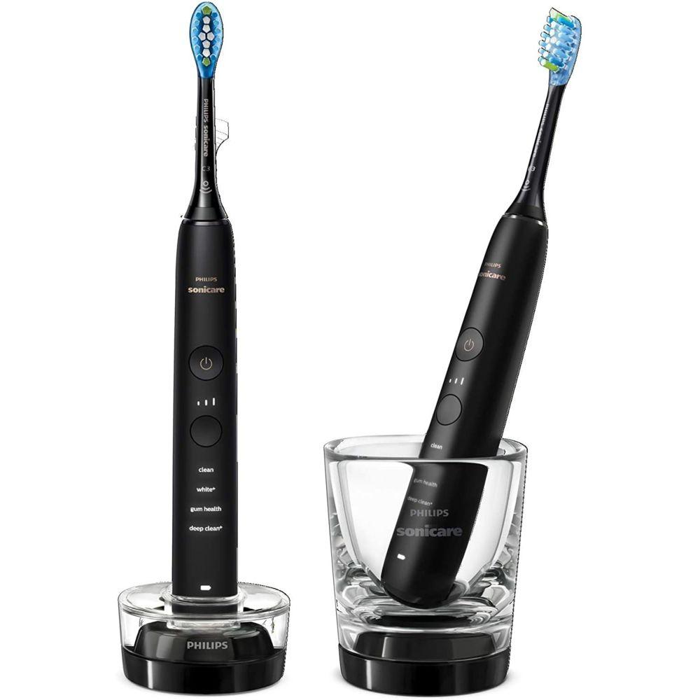 Philips pack 2 brosse à dents électrique Connectées noir