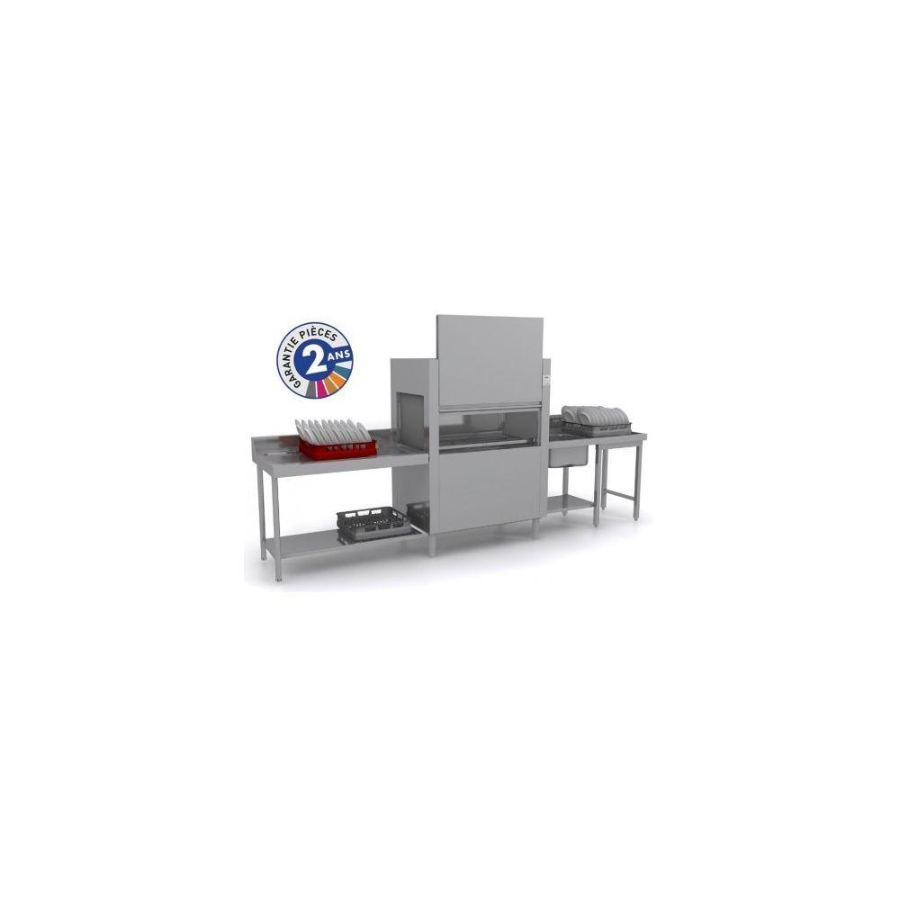 Colged Lave-vaisselle à avancement automatique - Lavage + Rinçage - ISY31101 -
