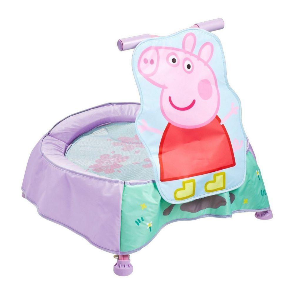 WORLDS APART Mini Trampoline Sonor Peppa Pig première âge Worlds Apart