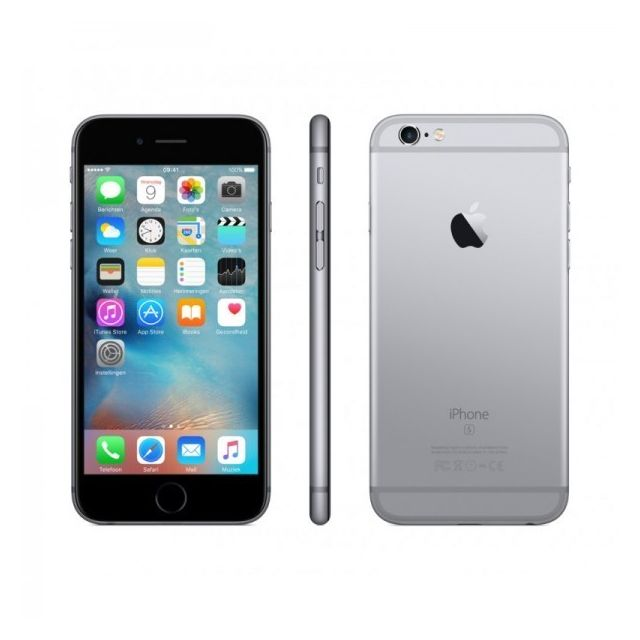 Apple - iPhone 6S - 32 Go - Gris Sidéral - Reconditionné - iPhone 4g+