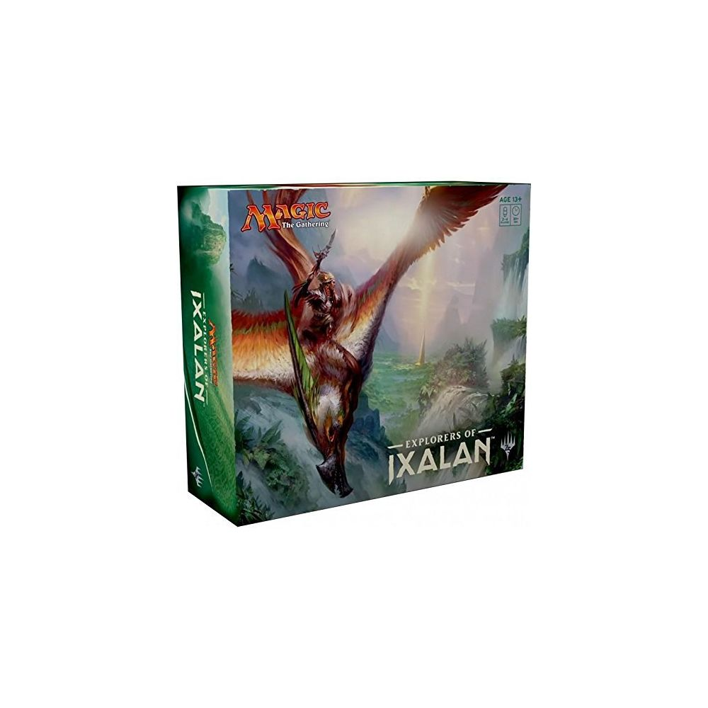 Magic The Gathering Magic The Gathering MTG-EO2-EN Explorers of Ixalan Box English Trading Card Game
