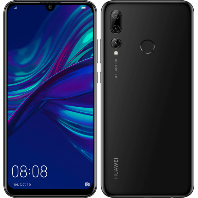 Smartphone Android Huawei P Smart Plus 2019 - 64 Go - Noir