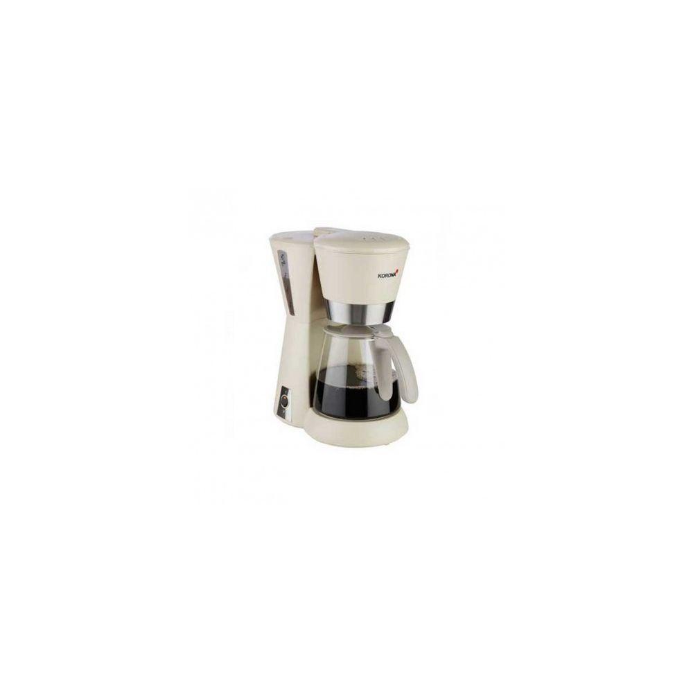 Korona K10205 - Machine à café beige