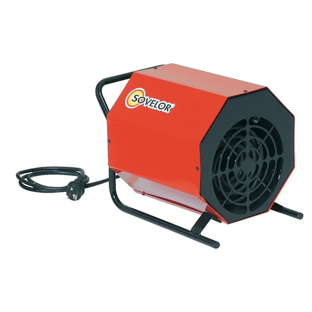 Topcar Chauffage air pulsé mobile électrique - C3