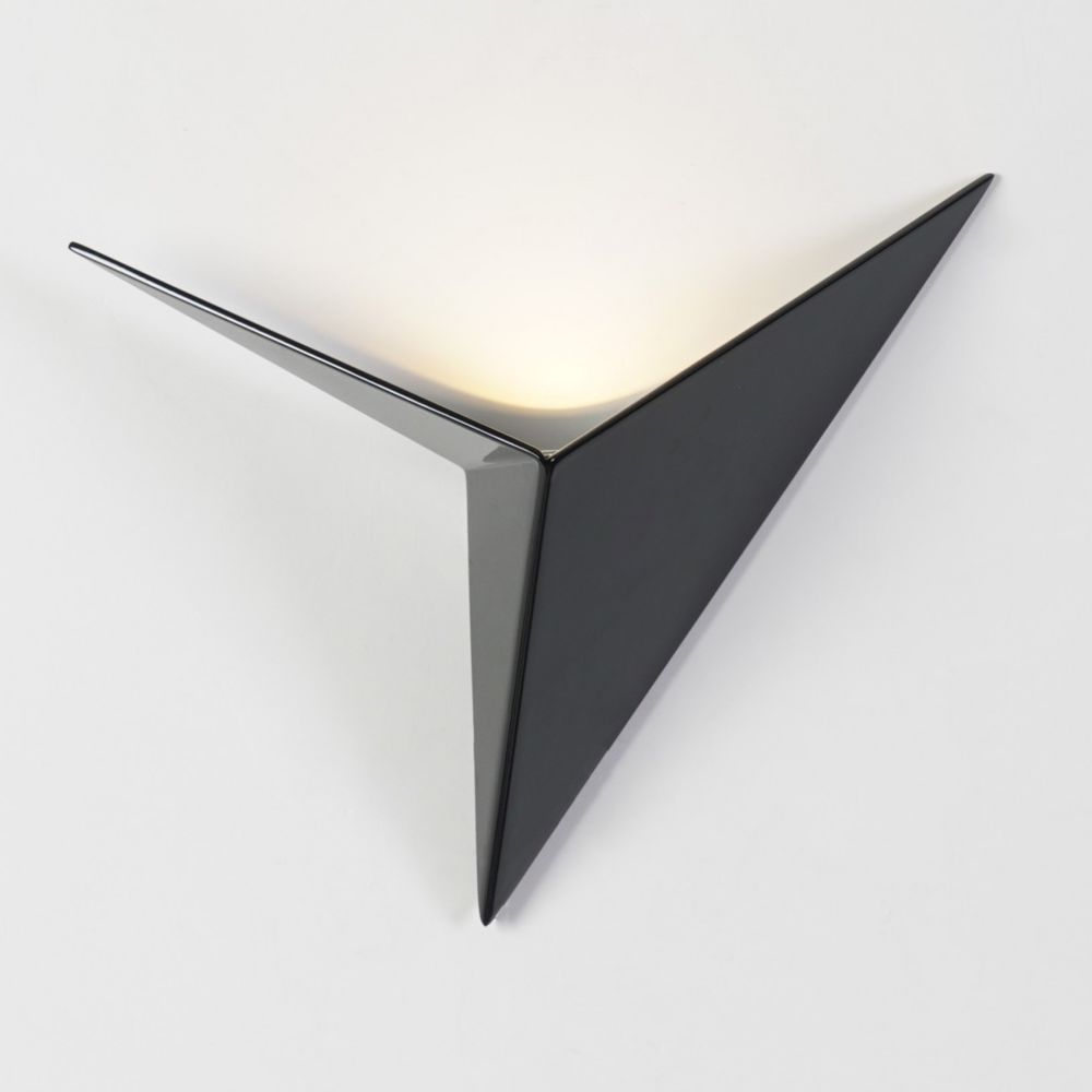 Kosilum Applique murale LED ultra design London - Noir