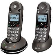 Geemarc - Geemarc Geemarc AmpliDect 350 Duo AmpliDect 350 Duo. Description   Fiche technique. Téléphone amplifié sans fil ... 7e7317ab3575