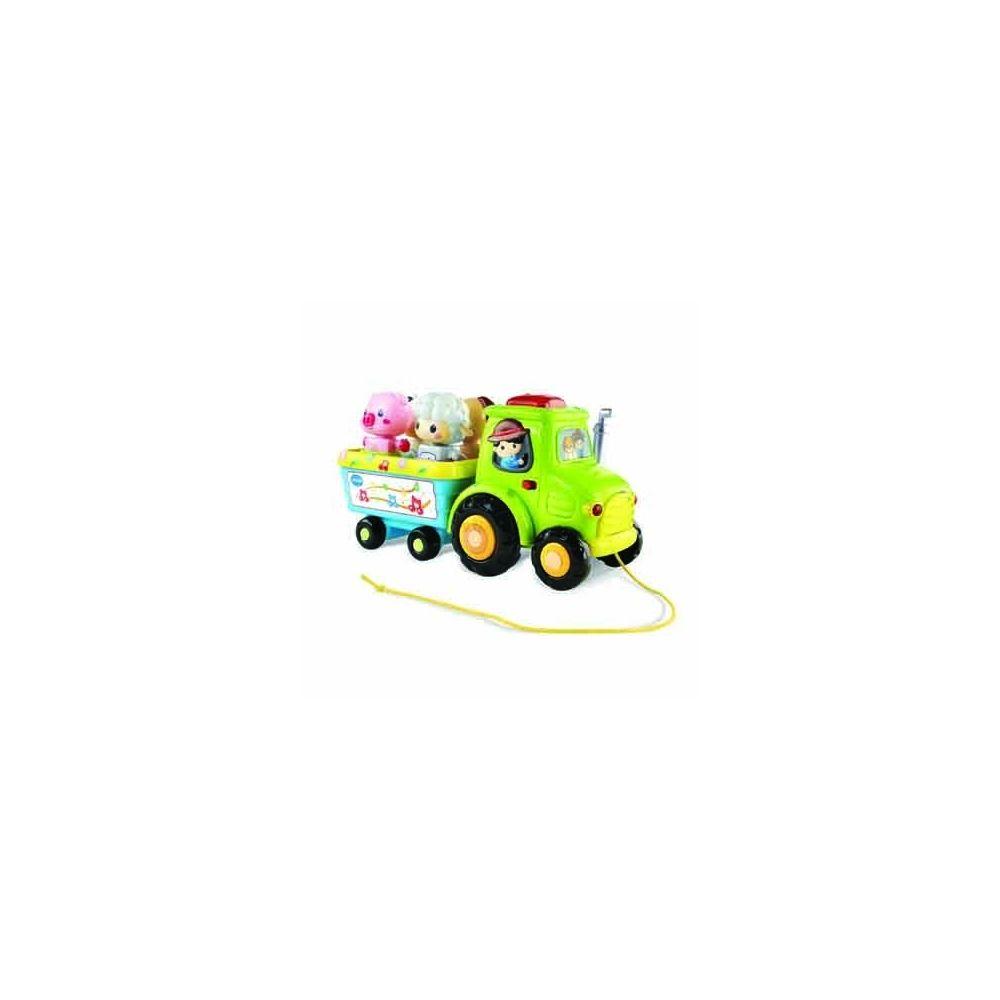 Vtech Mon Tracteur Des Formes - Vtech