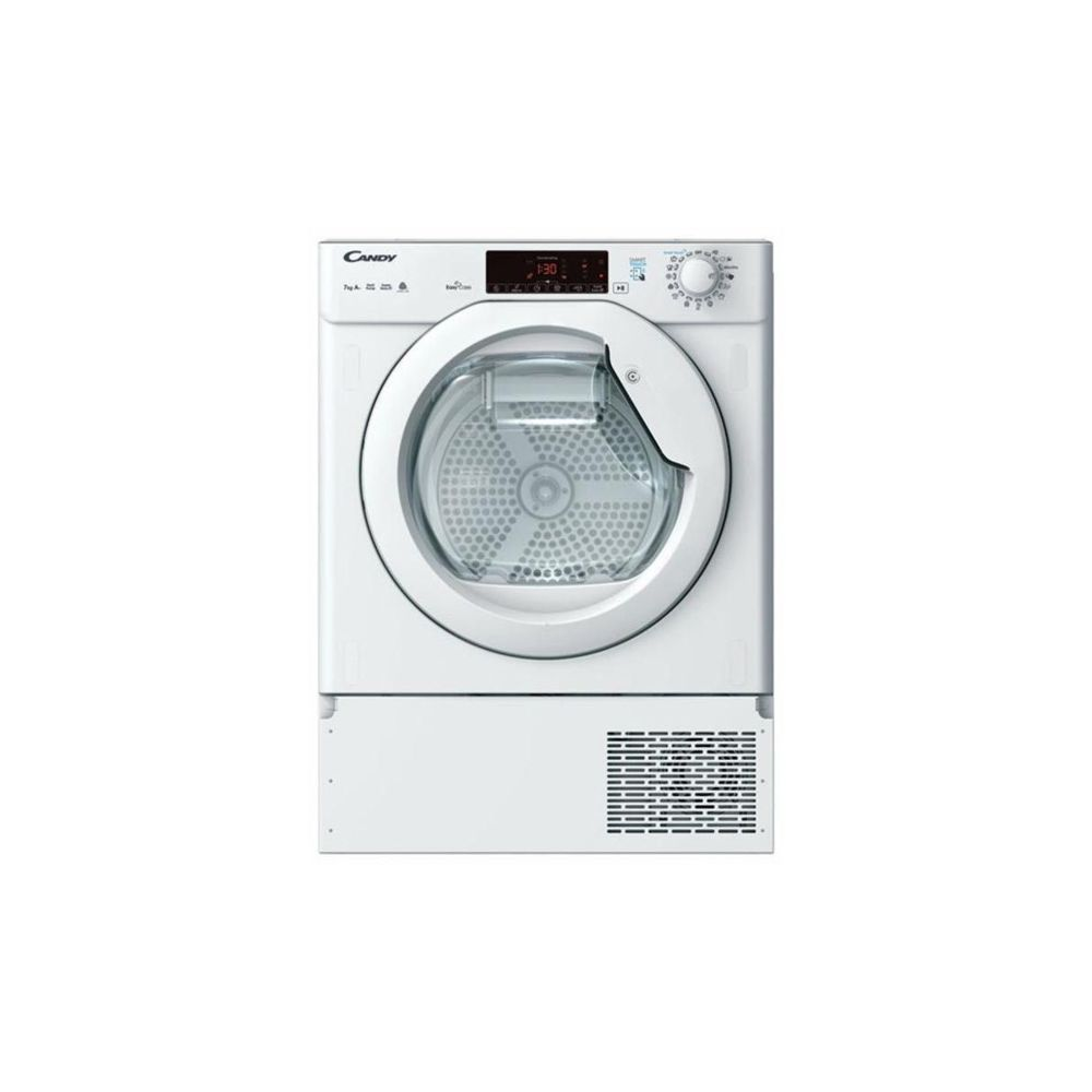 Candy Seche Linge Integrable Candy Cbtd 7 A 1 Tes
