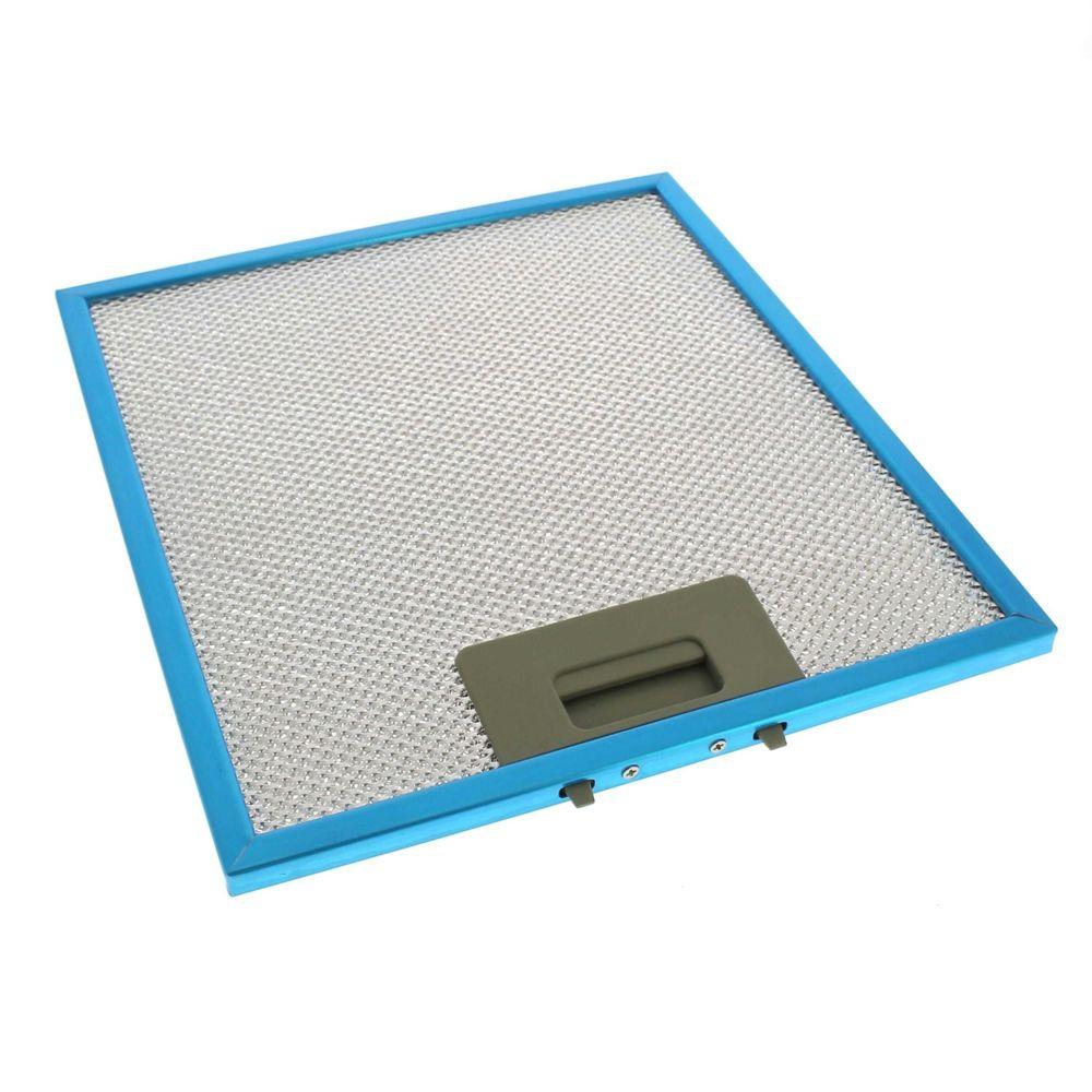 Glem Filtre graisse metal 230x260 pour Hotte Glem