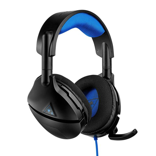 Turtle Beach - Stealth 300P PS4 - Filaire - Micro-Casque Circum auriculaire