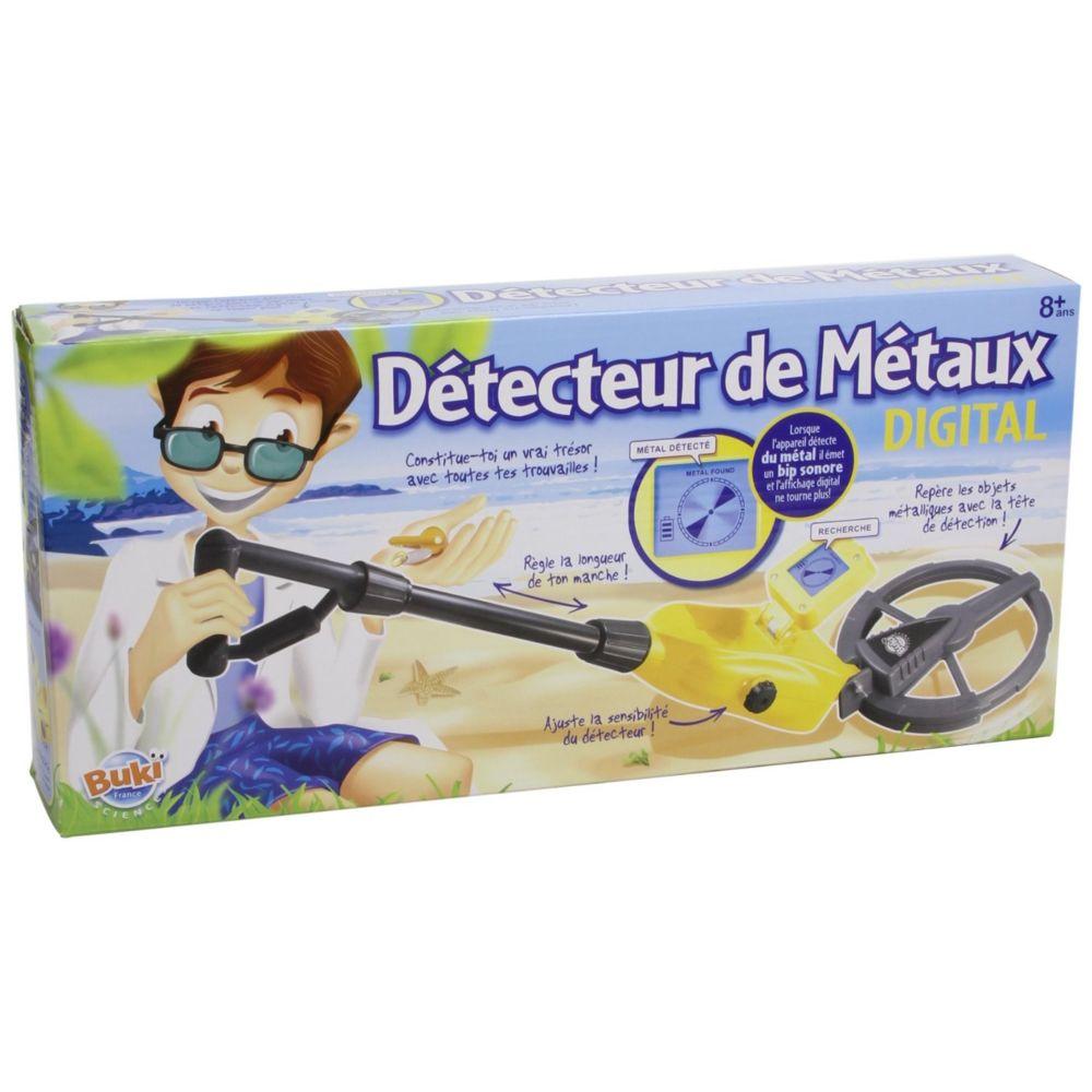 Buki Détecteur Digital de Métaux - Buki