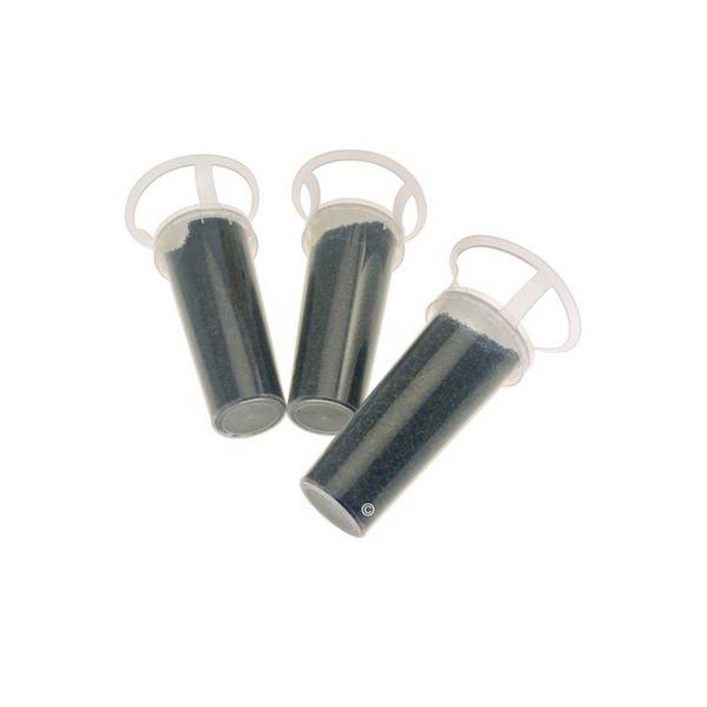 Wpro Lot de 3 filtres pour carafe demineralisante ACTIV STEAM WATER
