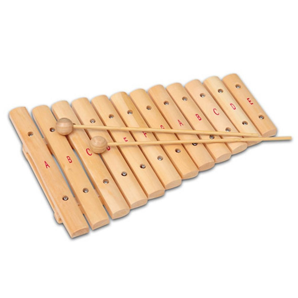 Bontempi Xylophone en bois