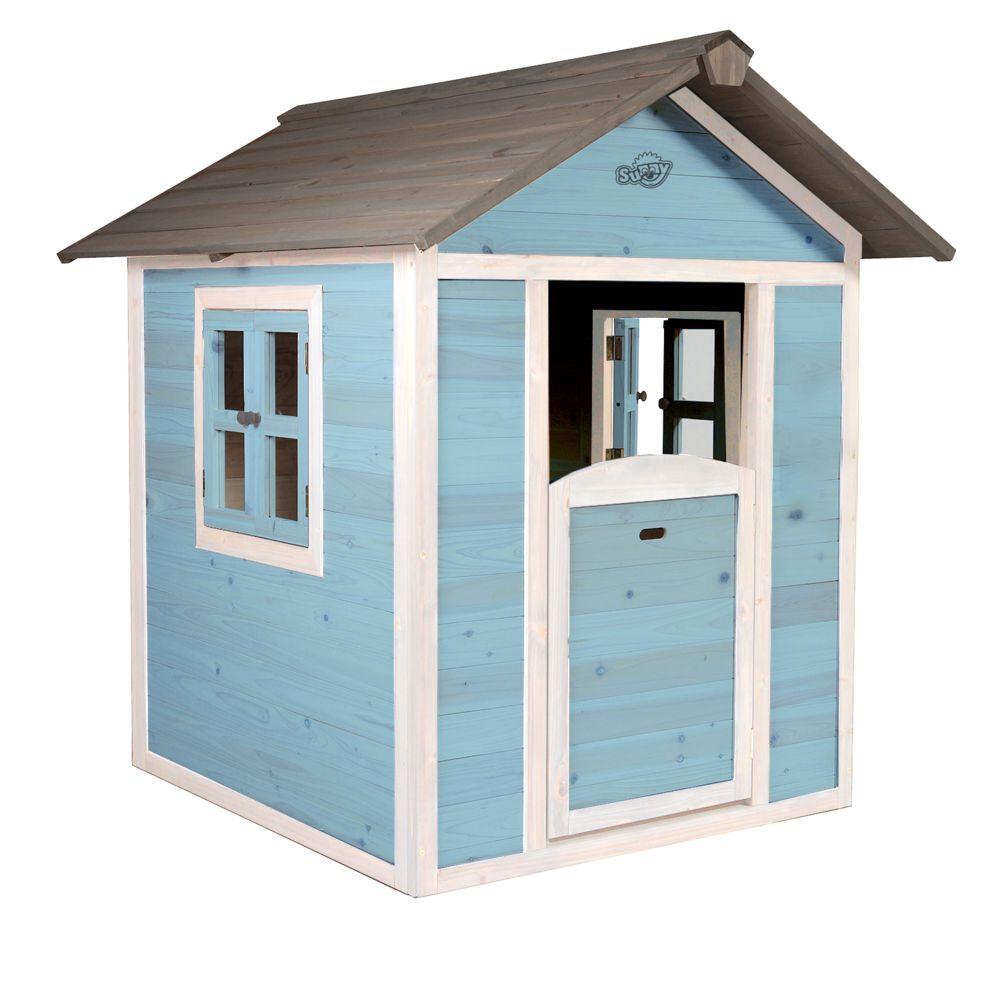 Sunny Lodge (Caribean bleu)