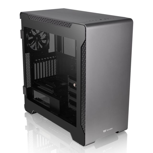 Thermaltake - THERMALTAKE A700 Aluminum Tempered Glass Edition - Thermaltake