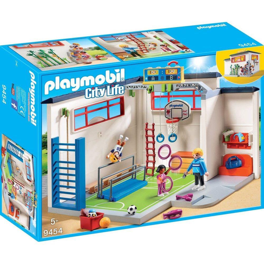 Playmobil PLAYMOBIL 9454 City Life - Salle de sport aménagée