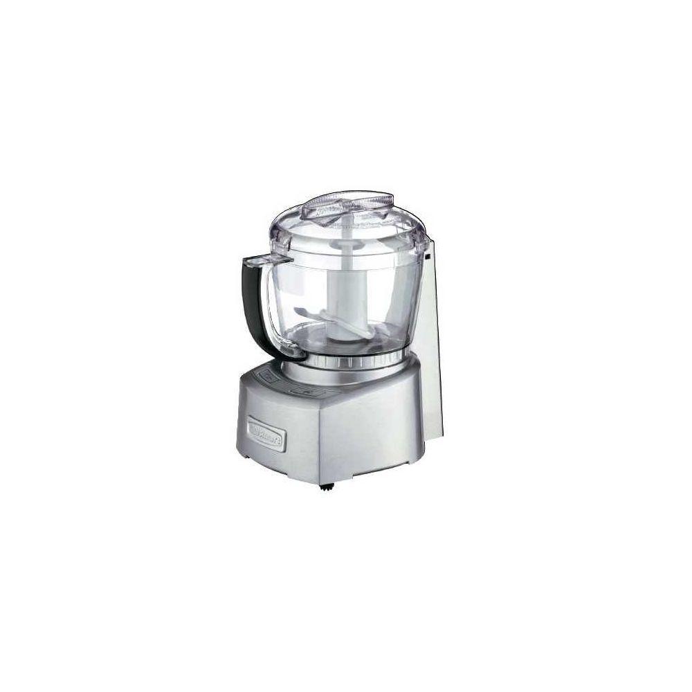 Cuisinart CUISINART Mini préparateur socle Alu CH4DCE