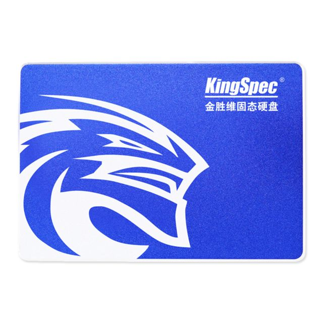 "Generic - KingSpec SATA III 3.0 2.5"""" 128GB MLC Digital SSD Solid State Drive pour ordinateur de bureau PC portable - SSD Interne"