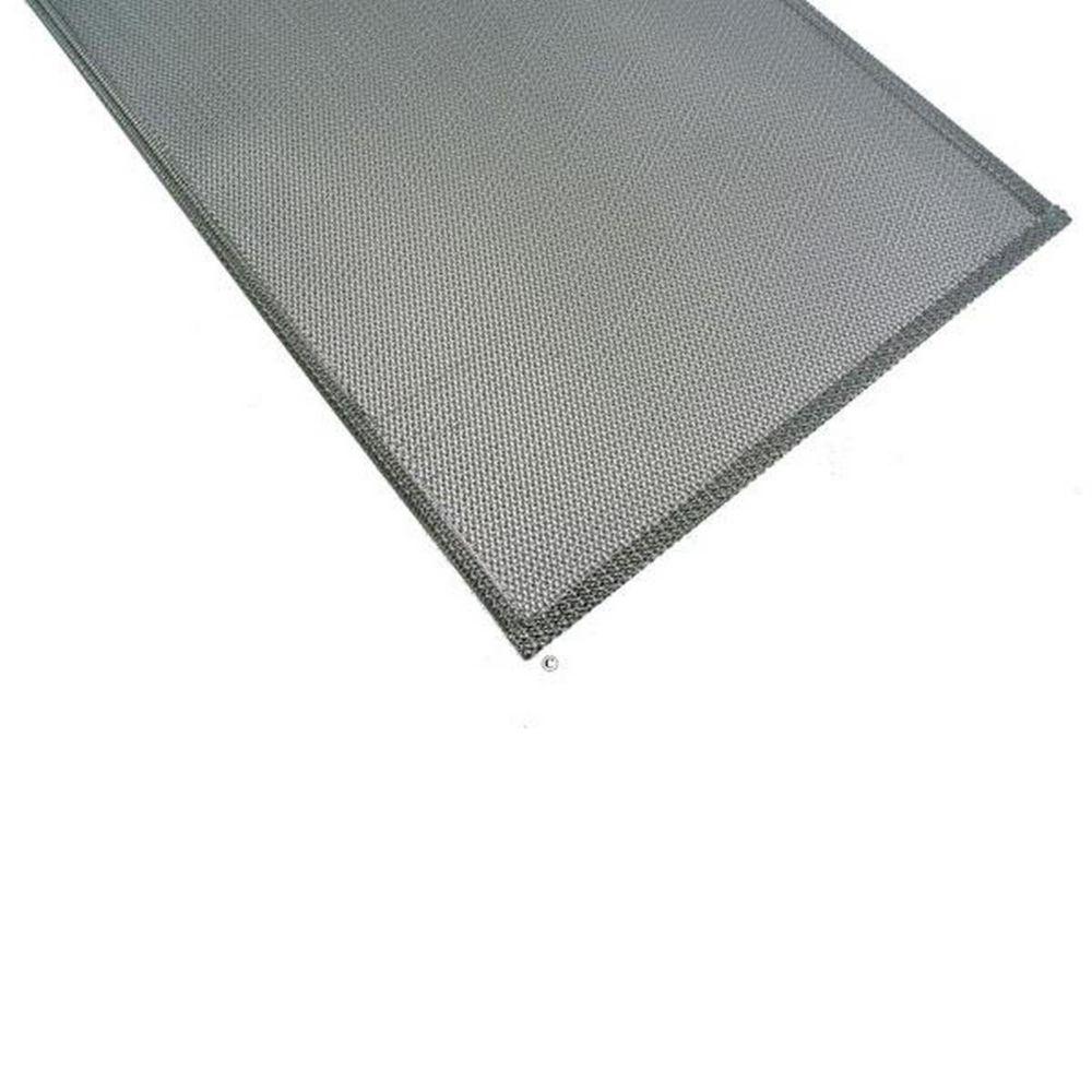 Sauter Filtre métal anti graisse (à l'unité) 530x269mm