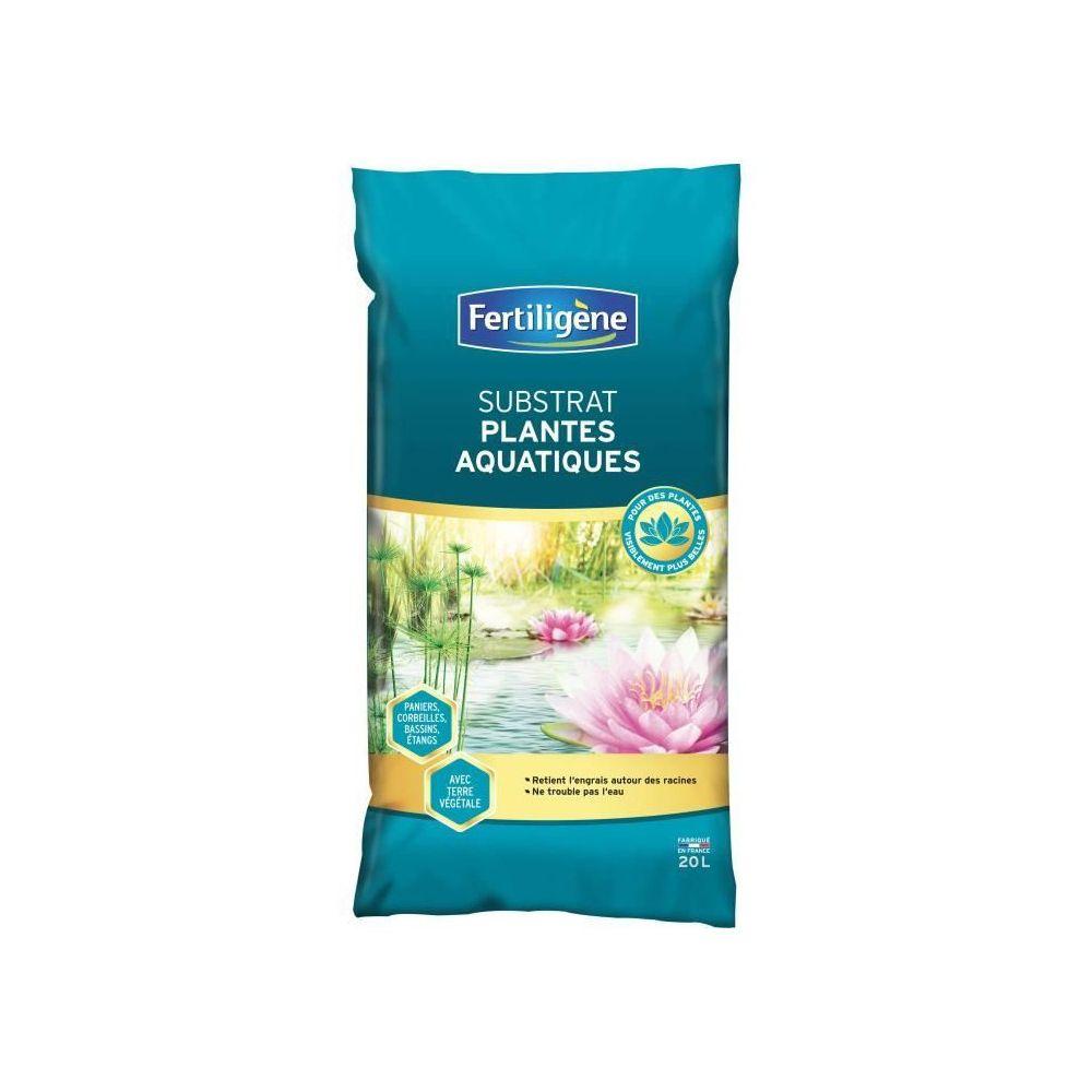 Fertiligene FERTILIGENE Substrat Pour Plantes Aquatiques - 20 L