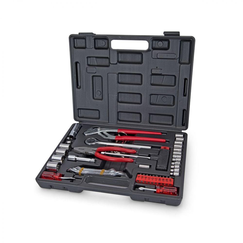 Itools Malette à outils 49 pièces ITOOLS Boite à outils 49 pièces Acier carbone