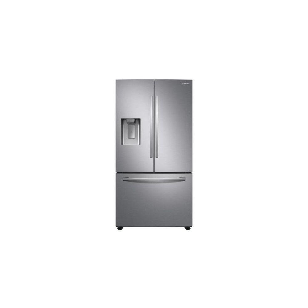 Samsung Ref 3p - 536l (412+124) - A+ - 177,4x90,8x71,2 - Dist. Eau/glaçons/glac Samsung - Rf54t62e3s9