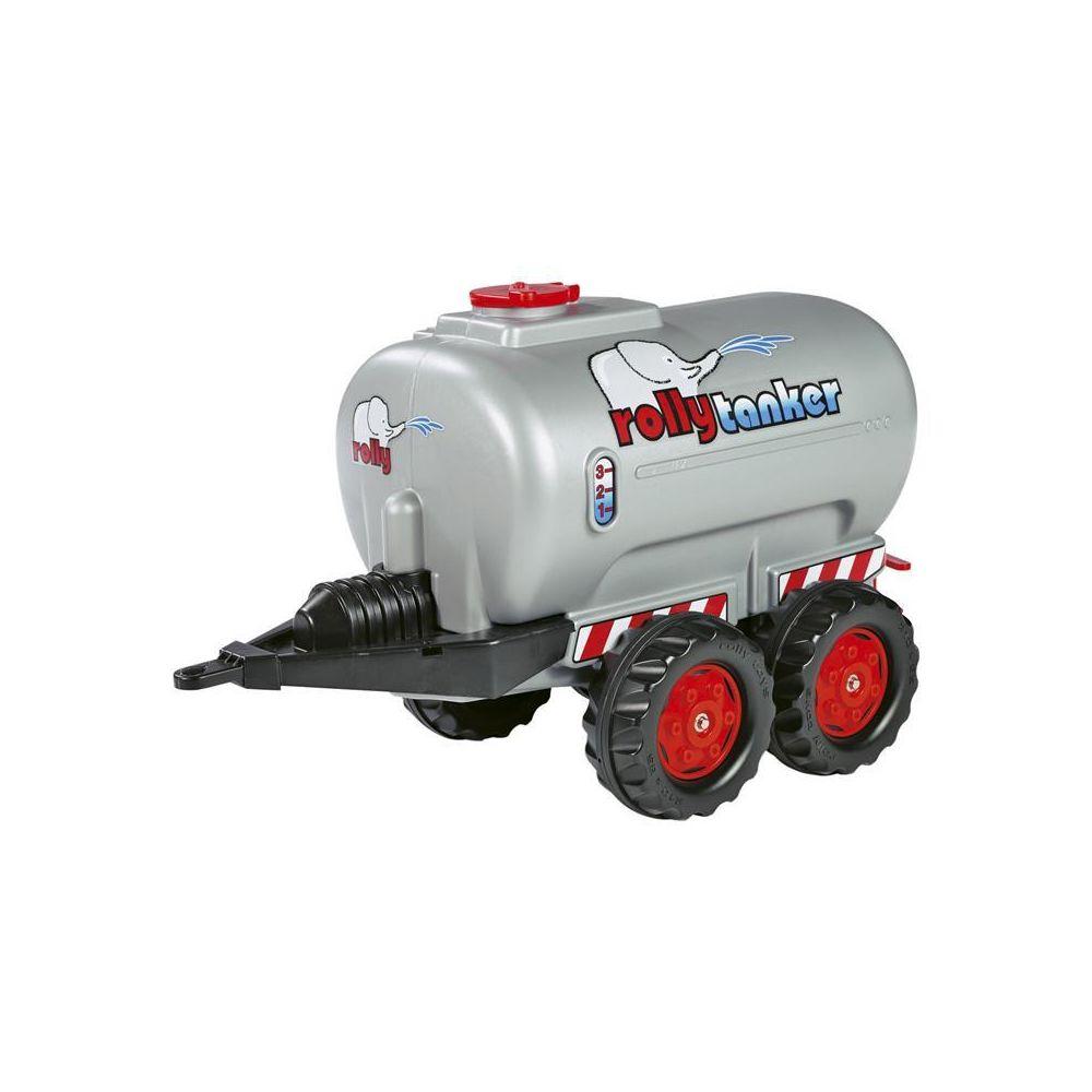 Rolly Toys Rolly Toys 122127 RollyTanker - Remorque citerne pour tracteurs à pédales
