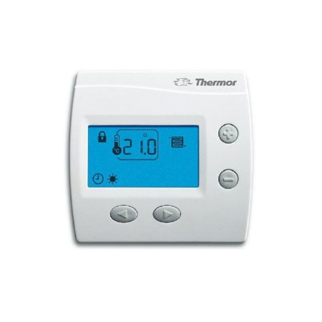 Thermor - Thermostat d'Ambiance Digital KS THERMOR 400104 - Energie connectée
