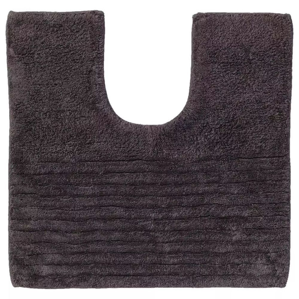 Sealskin Sealskin Tapis de bain Essence de 45 x 50 cm Anthracite 294438413
