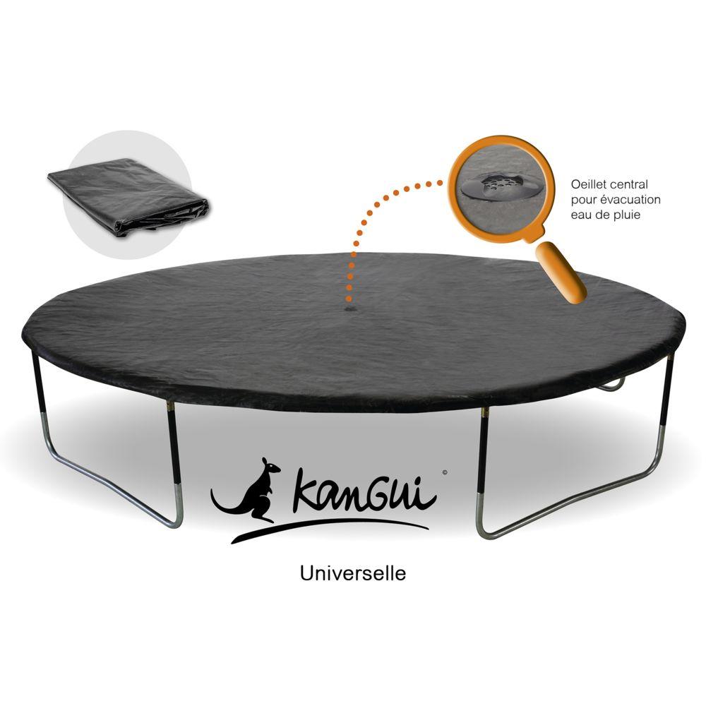 Kangui Kangui - Bâche de protection adaptable à tous trampolines de diamètre 250 cm