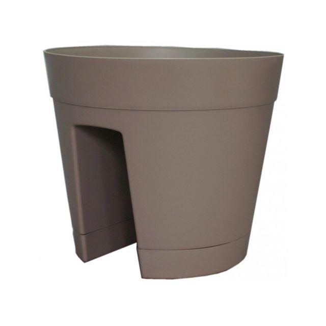 Pot de fleurs cache-pot Olive pflanzkuebel 30 cm Pot De Plantation blumenkuebel plastique