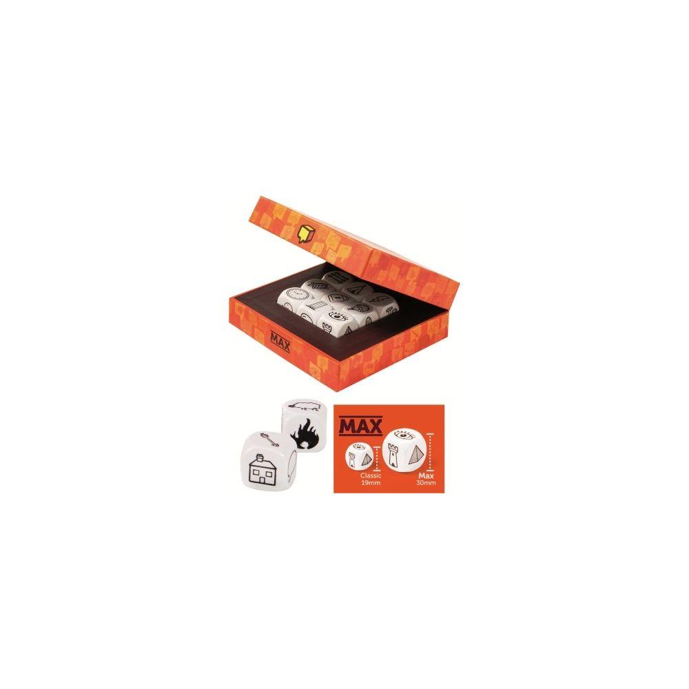 Gigamic Jeux de société - Story Cubes Max
