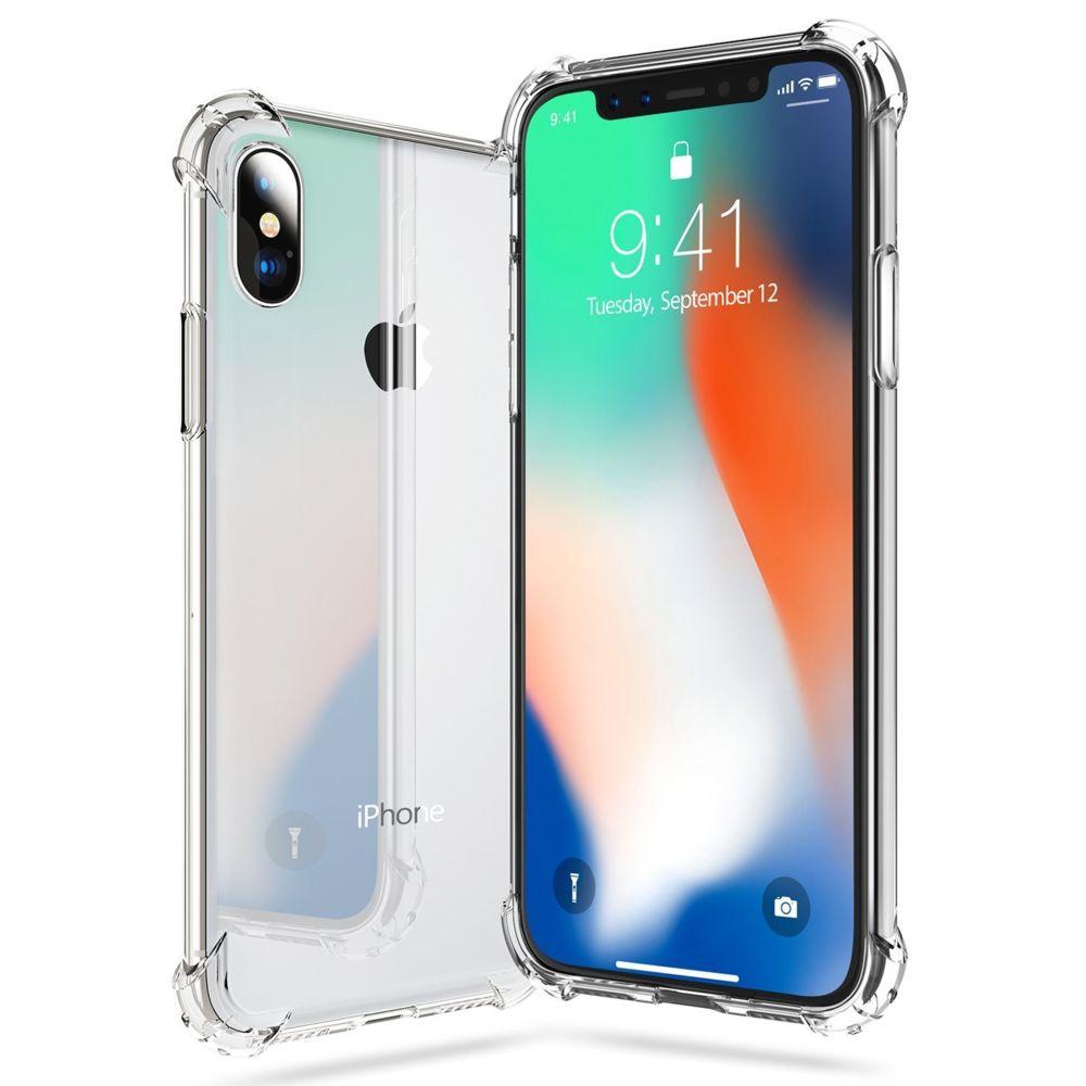Cabling - CABLING® Coque iPhone X / iPhone 10, [Antichocs] [Poids ...