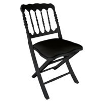 Chaise pliante noire meilleur produit 2020, avis client