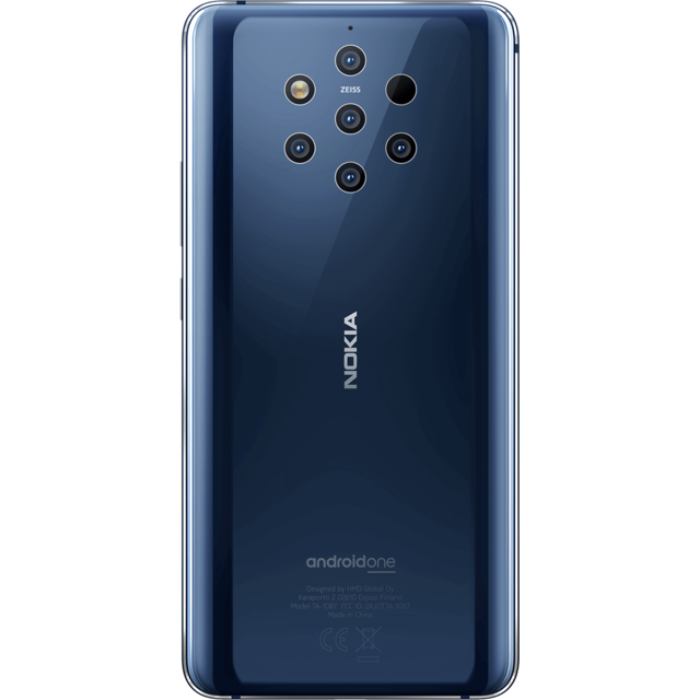 Nokia 9 PureView - Bleu + Earbuds Nokia True Wireless