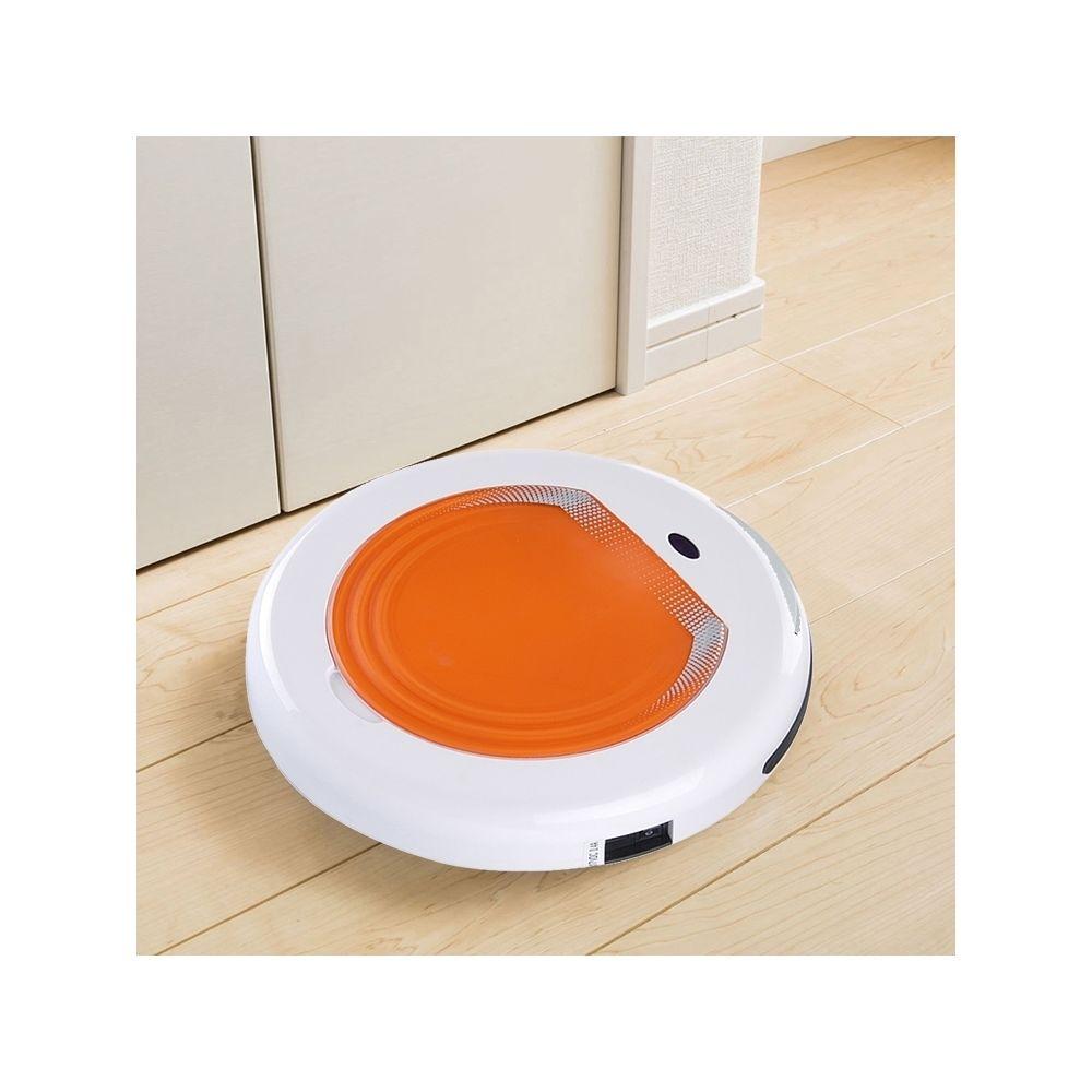 Wewoo Robot Aspirateur de nettoyage à balayage domestique TC-300 Smart pour orange