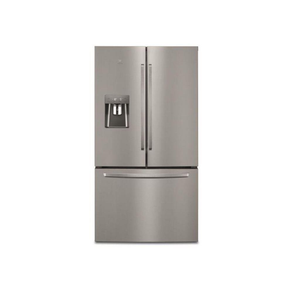 Electrolux electrolux - réfrigérateur américain 91cm 536l a++ nofrost inox - en6086mox