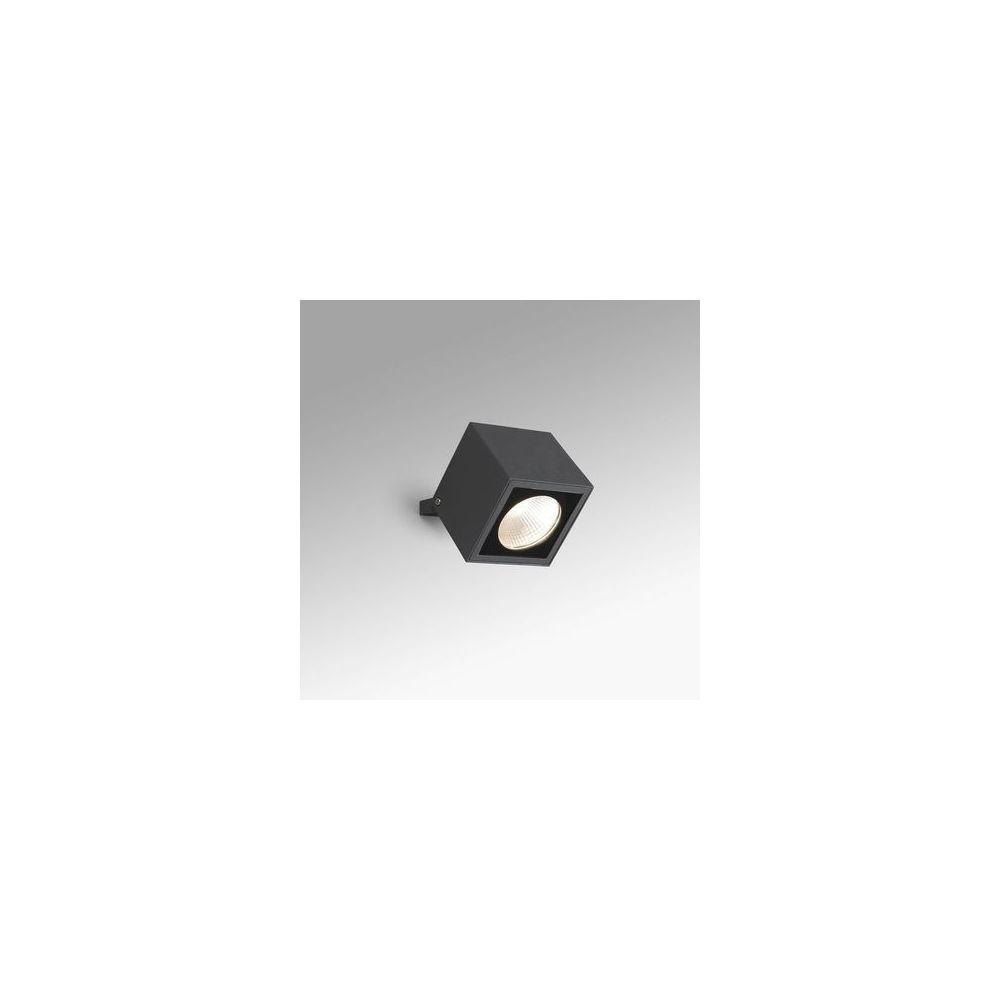 Faro Projecteur Oko Gris 1x20W COB LED