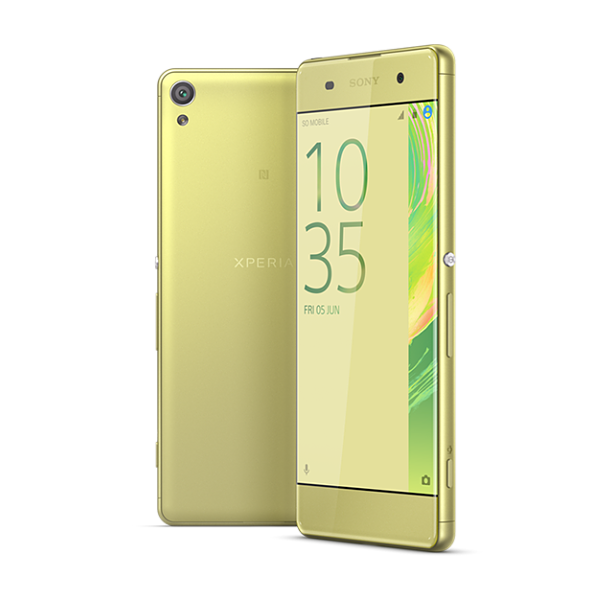Sony - Sony Xperia XA Lime Gold F3111 - Smartphone 5 pouces