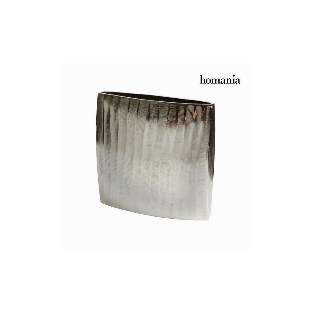 Philippi Luna Vase en Acier Inoxydable Argent/é 9 x 9 x 45 cm